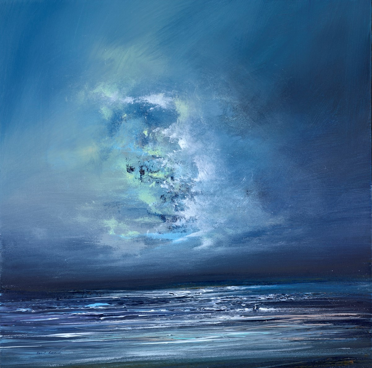 Storm Clouds by philip raskin -  sized 20x20 inches. Available from Whitewall Galleries
